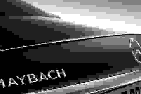 Mercedes-Benz cân nhắc sản xuất SUV thương hiệu Maybach