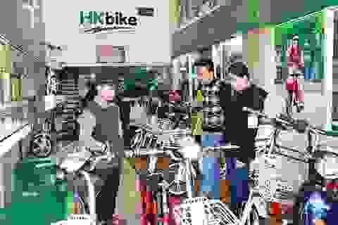 Xe đạp điện HKbike: Có thể hết hàng trước ngày kết thúc ưu đãi