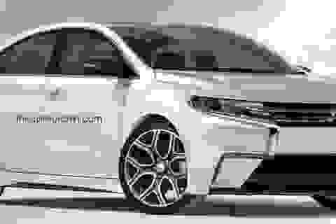 Mitsubishi dừng dự án phát triển xe Lancer thế hệ mới