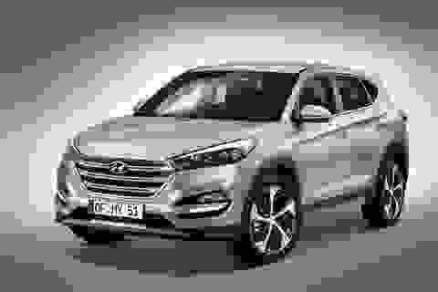 Hyundai hé lộ Tucson thế hệ mới