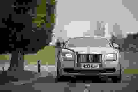 SUV của Rolls-Royce sẽ mang tên Cullinan