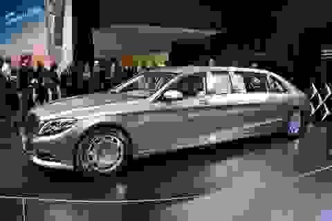 Mercedes trình làng xe đắt hơn Rolls-Royce
