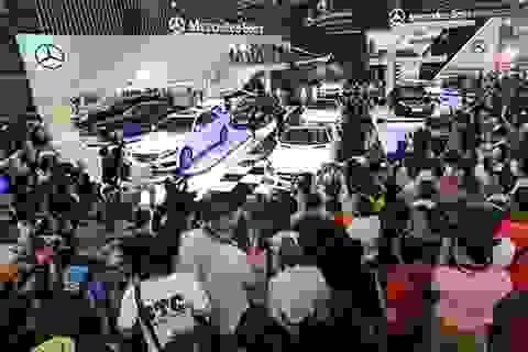 Vietnam Motorshow 2015 sẽ không có mặt Audi, BMW…