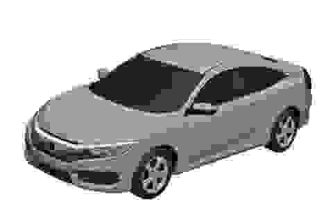Rò rỉ hình ảnh Honda Civic thế hệ mới