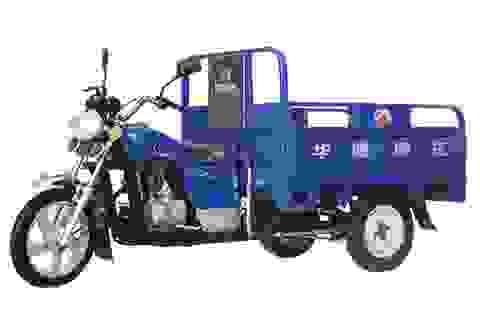 Xe ba bánh sử dụng cho mục đích chuyên dùng được lưu hành