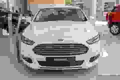 Ford Mondeo thế hệ mới ra mắt thị trường Đông Nam Á