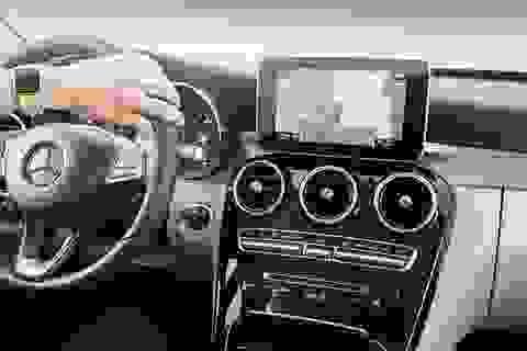 Xe Mercedes có thể kết nối với Apple Watch