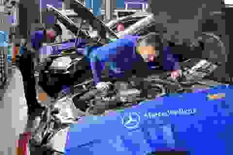Mercedes-Benz Việt Nam mở chiến dịch chăm sóc xe đặc biệt