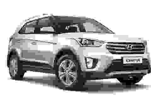 """Hyundai chính thức giới thiệu """"tân binh"""" Creta"""