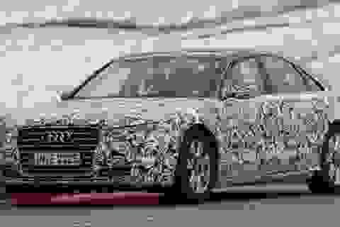 Audi xác nhận xe A8 sẽ có tính năng tự lái
