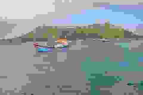 Đảo Lý Sơn được hình thành từ quá trình phun trào của 5 ngọn núi lửa