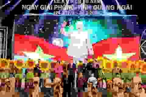 Kỷ niệm 40 năm ngày Giải phóng tỉnh Quảng Ngãi