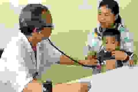 Quảng Ngãi: Bệnh nhi tăng nhanh mùa nắng nóng