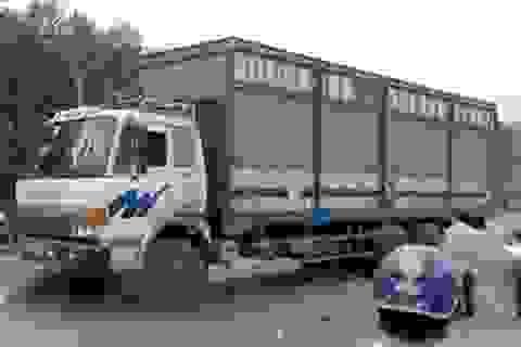 4 người trong 1 gia đình tử nạn trên đường về quê ăn Tết Đoan Ngọ
