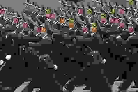 """""""Đảng lãnh đạo, quân đội mới làm tốt nhiệm vụ bảo vệ tổ quốc"""""""