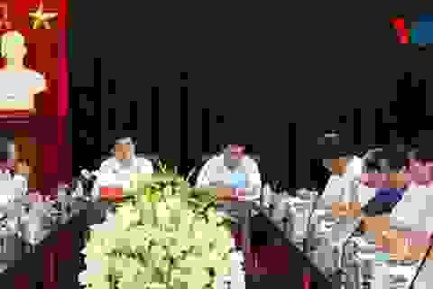 Chủ tịch nước thăm và làm việc tại Cao Bằng