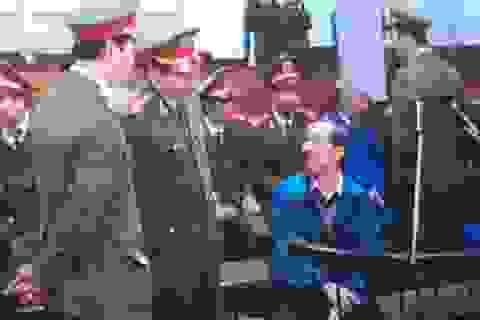 Trưởng ban Nội chính TW Nguyễn Bá Thanh dự phiên tòa xử Dương Chí Dũng
