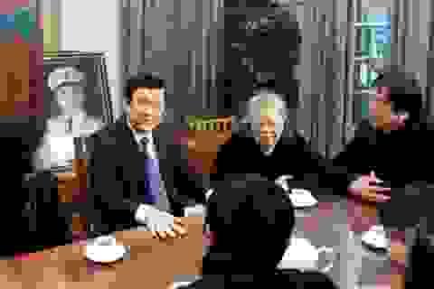 Chủ tịch nước dâng hương tưởng nhớ Đại tướng Võ Nguyên Giáp
