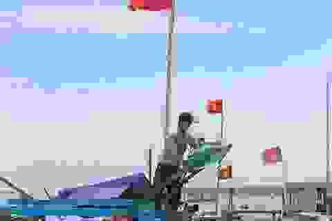 Sẽ mít-tinh trên biển để phản đối Trung Quốc