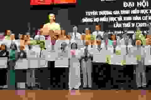 TPHCM: Tuyên dương 241 gương gia đình hiếu học