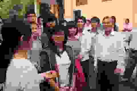 Ngày 28/5, xét xử phúc thẩm vụ nguyên hiệu trưởng kiện UBND TPHCM