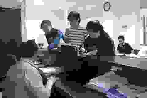 Hồ sơ đăng ký dự thi ĐH, CĐ giảm mạnh