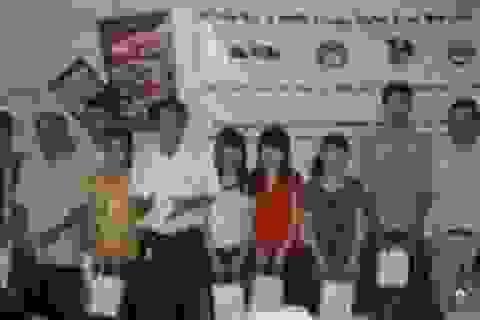 Hà Tĩnh: Tặng 15 suất quà tới SV con thương binh liệt sỹ có hoàn cảnh khó khăn