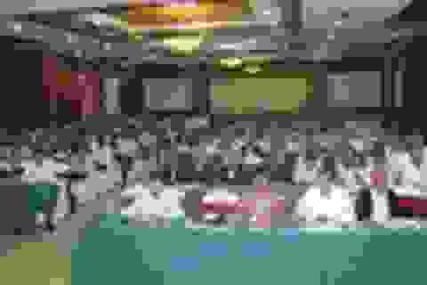 Hội Khuyến học Hà Tĩnh: Tập huấn cán bộ tham gia xây dựng nông thôn mới
