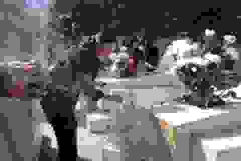 Đầu năm mới dòng người đổ về khu di tích Ngã ba Đồng Lộc