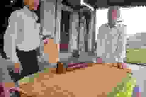 Phát hiện đạo sắc cổ phong tặng quan Thái úy Tô Hiến Thành