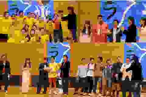 Sôi động giải thể thao SV-Handai Open 2012 trên xứ Mặt trời mọc