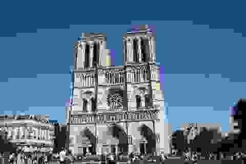 Paris, một thoáng bình yên …