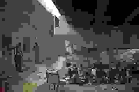 """Thày giáo """"không chuyên"""" và lớp học dưới gầm cầu New Dehli"""