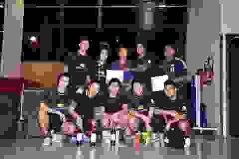 Ngày hội thể thao SvRennes 2012