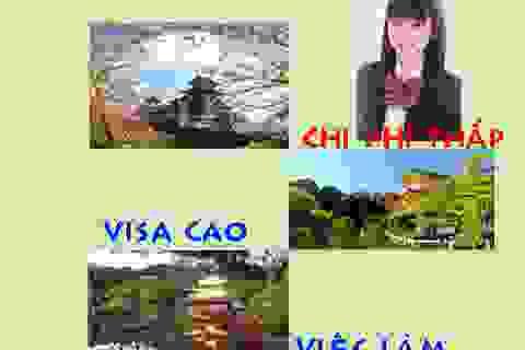 Du Học Nhật Bản - Tuyển sinh kỳ tháng 10/2013