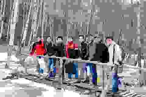 Phượt Siberia - thăm làng cổ bên hồ nước ngọt sâu nhất thế giới
