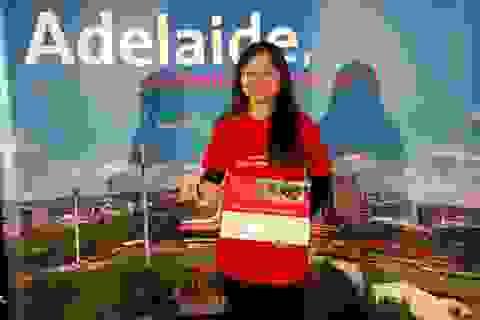 Ba cô gái Việt nức tiếng Adelaide
