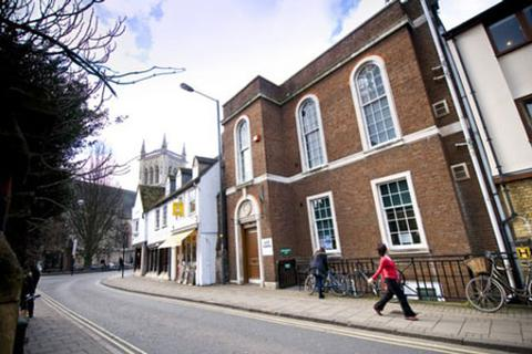 Học bổng 50% CATS College - Cambridge - Canterbury - London
