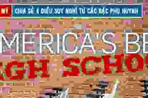 Tổng hợp thông tin du học trung học Mỹ