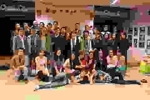 Ấm cúng gặp mặt đầu năm sinh viên Việt Nam tại Lille