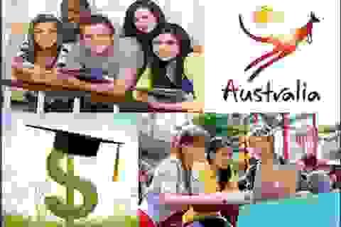 Tặng 200 USD - 500 USD khi du học tại các trường đại học Úc