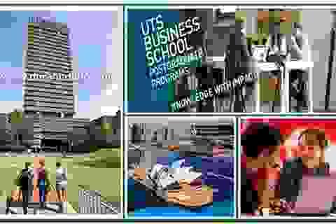 UTS- Đại học công nghệ Sydney: du học- việc làm tại Úc