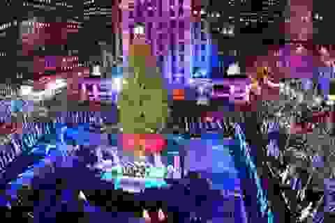 10 địa điểm thú vị nhất thế giới để đón lễ Giáng sinh 2013