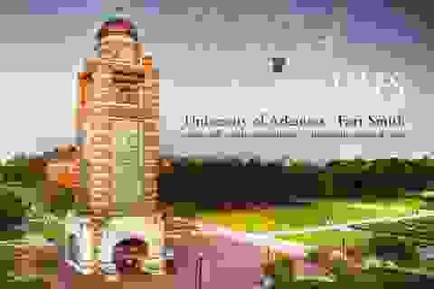 Hội thảo: Đại học Arkansas- Mỹ: Học bổng và thực tập hưởng lương