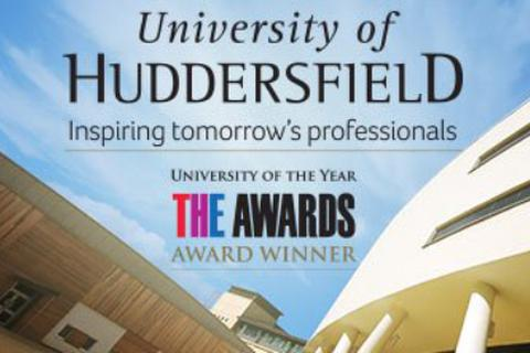 7 suất học bổng 100% tại Huddersfield Anh quốc