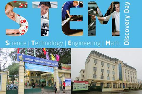 Ngày hội Khám phá Khoa học cùng GS, TS từ Anh quốc