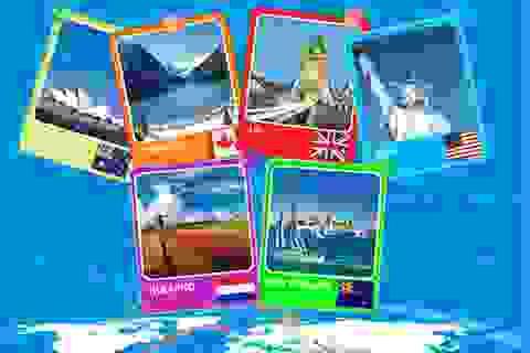 Ngày hội thông tin du học Anh, Úc, Mỹ, New Zealand... và học bổng