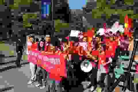 Biển Đông: Tiếng nói mạnh mẽ của du học sinh Việt tại Melbourne