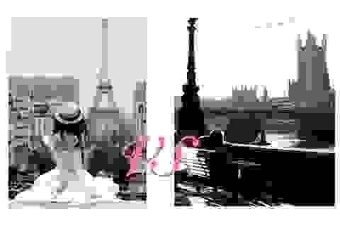 London hay Paris là thành phố hút khách nhất thế giới?