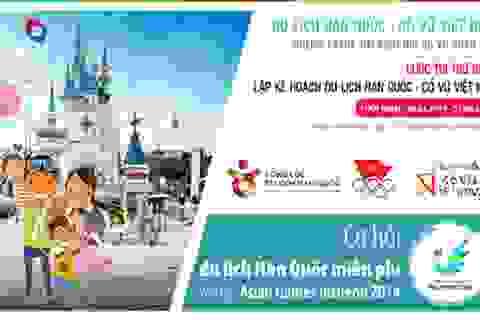 Cơ hội khám phá xứ sở Kim Chi, cổ vũ đội tuyển VN tại Asiad 2014